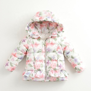 9397c9656e05 Pinghu TIMES 2019 OEM Custom Wholesale Apparel Baby Girl Winter Jacket MINI  Short Skirt Warm Lightweight