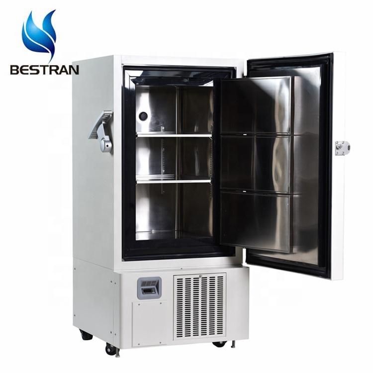 BT-86V50 hospital Cryogenic Equipments medical laboratory freezer -80 degree 50l refrigerator for sales