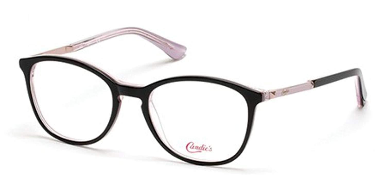 d851685a3b Get Quotations · Eyeglasses Candies CA 0142 003 black crystal