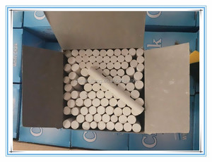 Factory Direct Selling Clean white Chalk ,Cheap Price Chalk stick