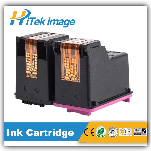 Compatible HP 62XL C2P04A C2P06A Ink Cartridge for OFFICEJET 5740 8040 ENVY 5640 5660 7640 refill ink cartridge