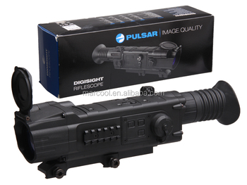 Riflescopes Pulsar Digisight N750A Night Vision Optic Rifle Scopes Monocular hunting night vision