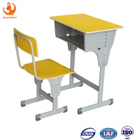 Cheap new design customized modern school office furniture desk partsm for simple school