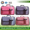 BSCI QQ Petbed factory box dog travel luxury expandable pet carrier