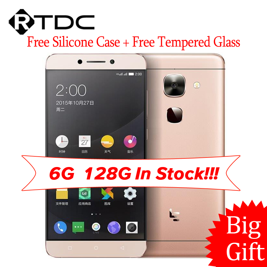 Original Letv Leeco Le Max 2 X820 4g Lte Mobile Phone Quad Core 5 7