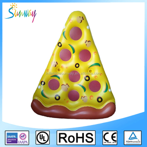 HOT Giant Air Bed Inflatable Pizza Float Pineapple For Water Pool