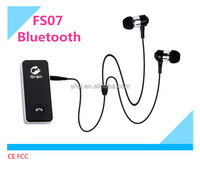 (Good Quality) Wireless Bluetooth Headset for LG Tone, Stereo air tube Bluetooth Earphone for Music sport