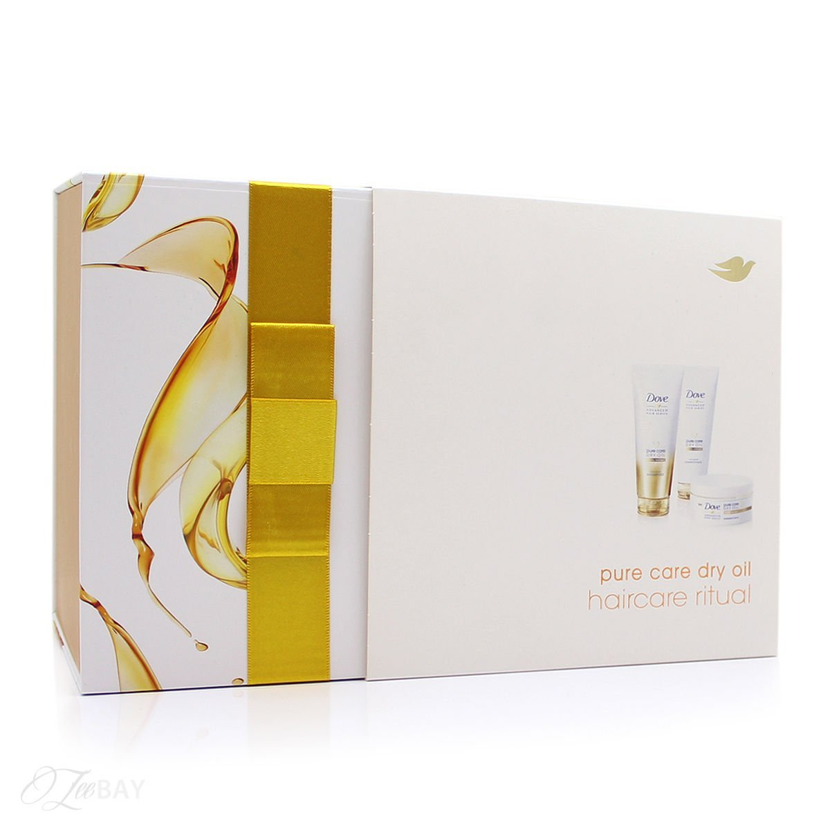 Dove Advanced Hair Series Pure Care Dry OIL Haircare Ritual Premium Gift Box