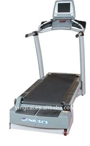 GNS-6000 Treadmill with workout TV electric treadmill
