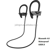 Sport earphone for nokia e71 wireless Bluetooth headsets with noise cancelling.