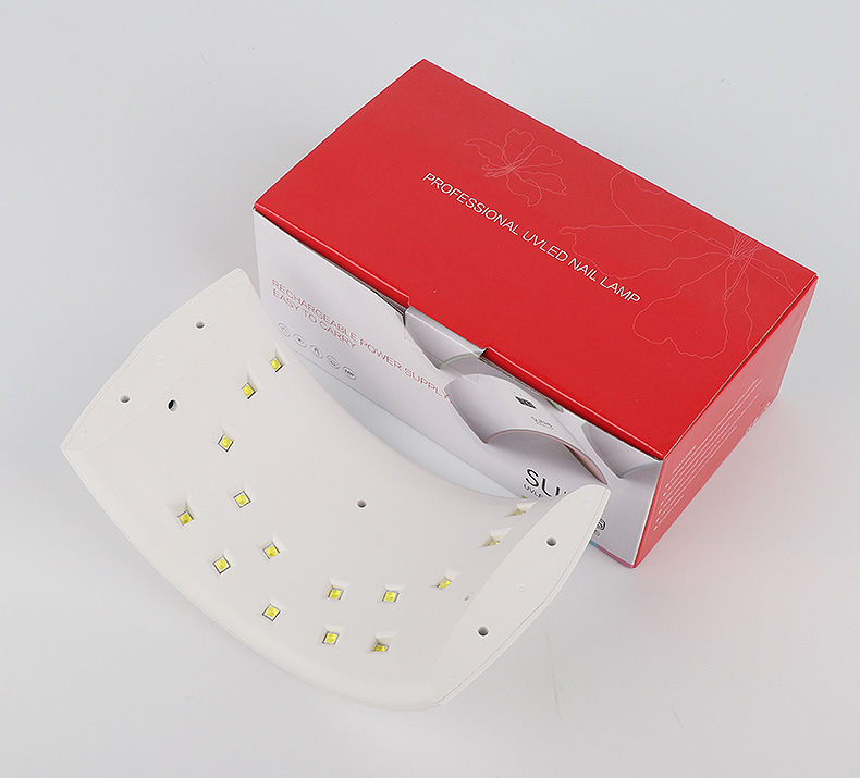 Sun9 36w Harmless Nail Dryer Nail UV/LED Lamp with Intelligent Induction