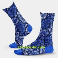 Factory Price OEM Custom Seamless Athletic Socks Custom Elite Athletic Socks Printing