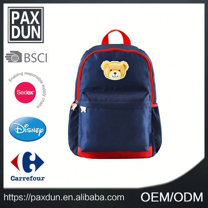 Cheap kids Modern Name Top Quality Brand Oxford School Bag