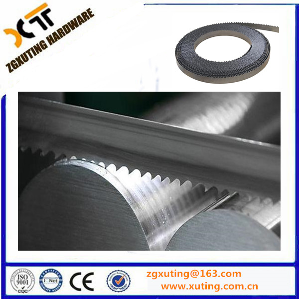 High quality M42 Durable Metal Cutting Band Saw Blades for NCC