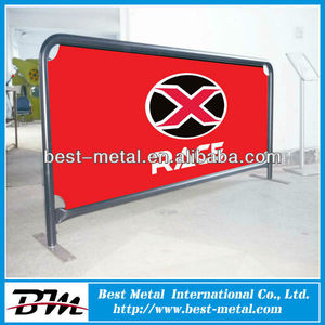 2014 Hot Sale in Australia 1M Breeze Barrier with Round tube Frame