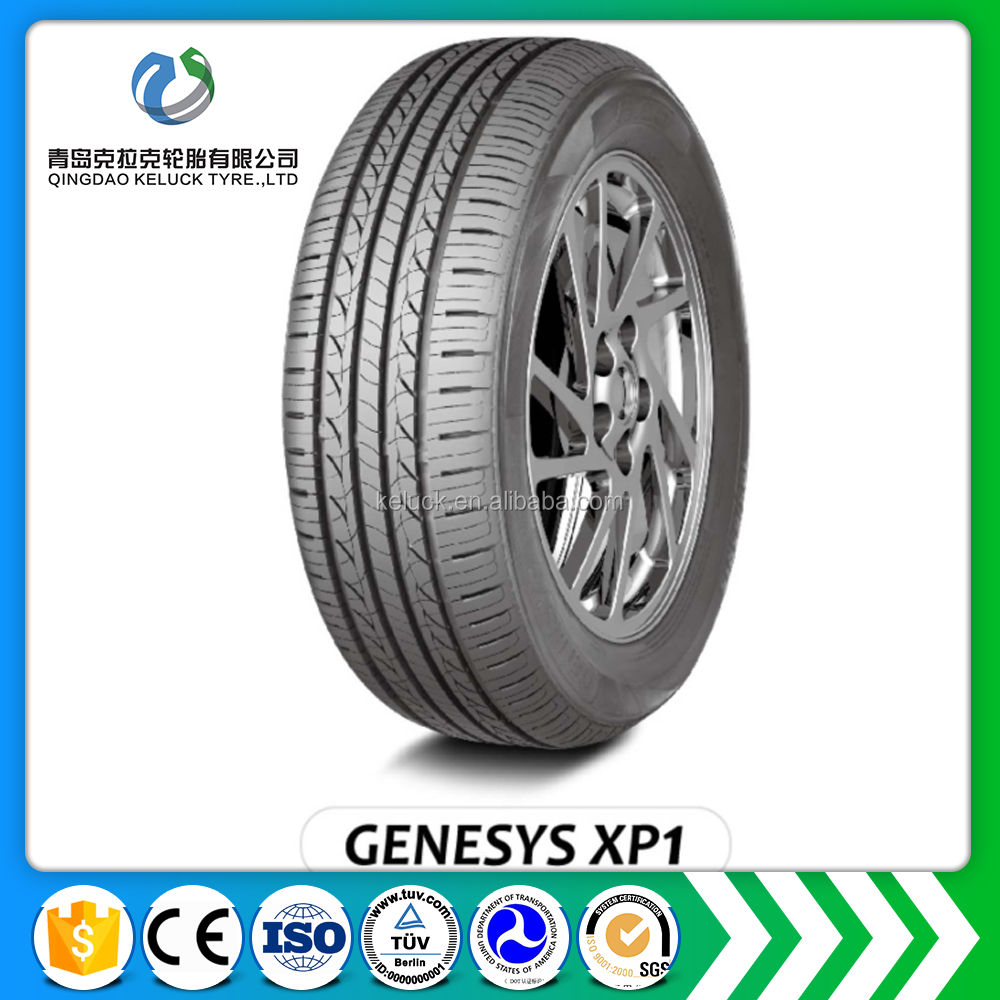 hot selling cheap tyres radial PCR tires for sale HILO GENESYS XP1 195/45R16 195/55R16 big tires