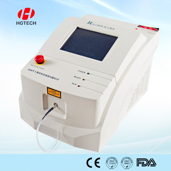 HGL brand veins vascular removal / blood vessel removal machiner980 nm portable 4w 980nm dental laser products to sale