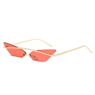 Customizable candy color small size lens sunglasses for ladies