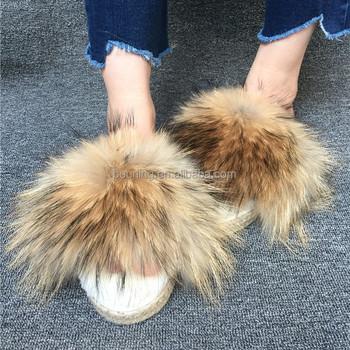 Pelle Pelle Pelle Di Pecora Naturale Caldo Inverno Pelliccia Pantofole Scarpe Da   d91f30