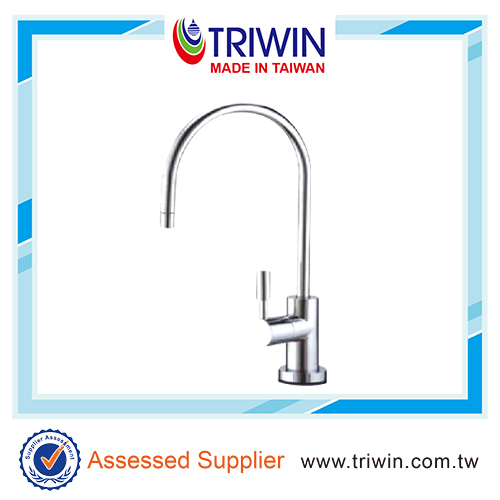 Triwin Unique Forged Brass Kitchen Faucet