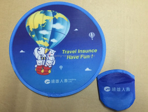 Promotional Foldable Pop Up Frisbee