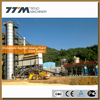 160t/h stationary asphalt batching plant, asphalt hot mix plant