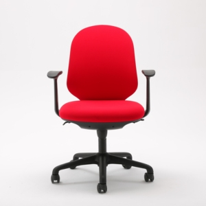 pure color wrap in mesh ergonomic swivel chair office furniture with fixed armrest