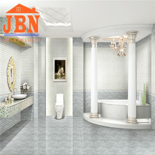 China fábrica de cerámica pegatinas de pared para cuarto de baño ...