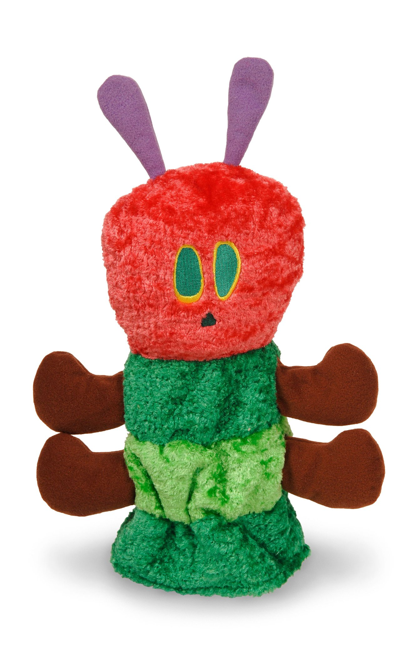 World of Eric Carle, Very Hungry Caterpillar Hand Puppet