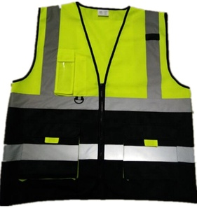 Wholesale customized logo printed reflective Safety Vest for advertising ( DFV1182)