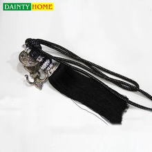 Elegant Style Decorative Curtain Tassel For Curtains
