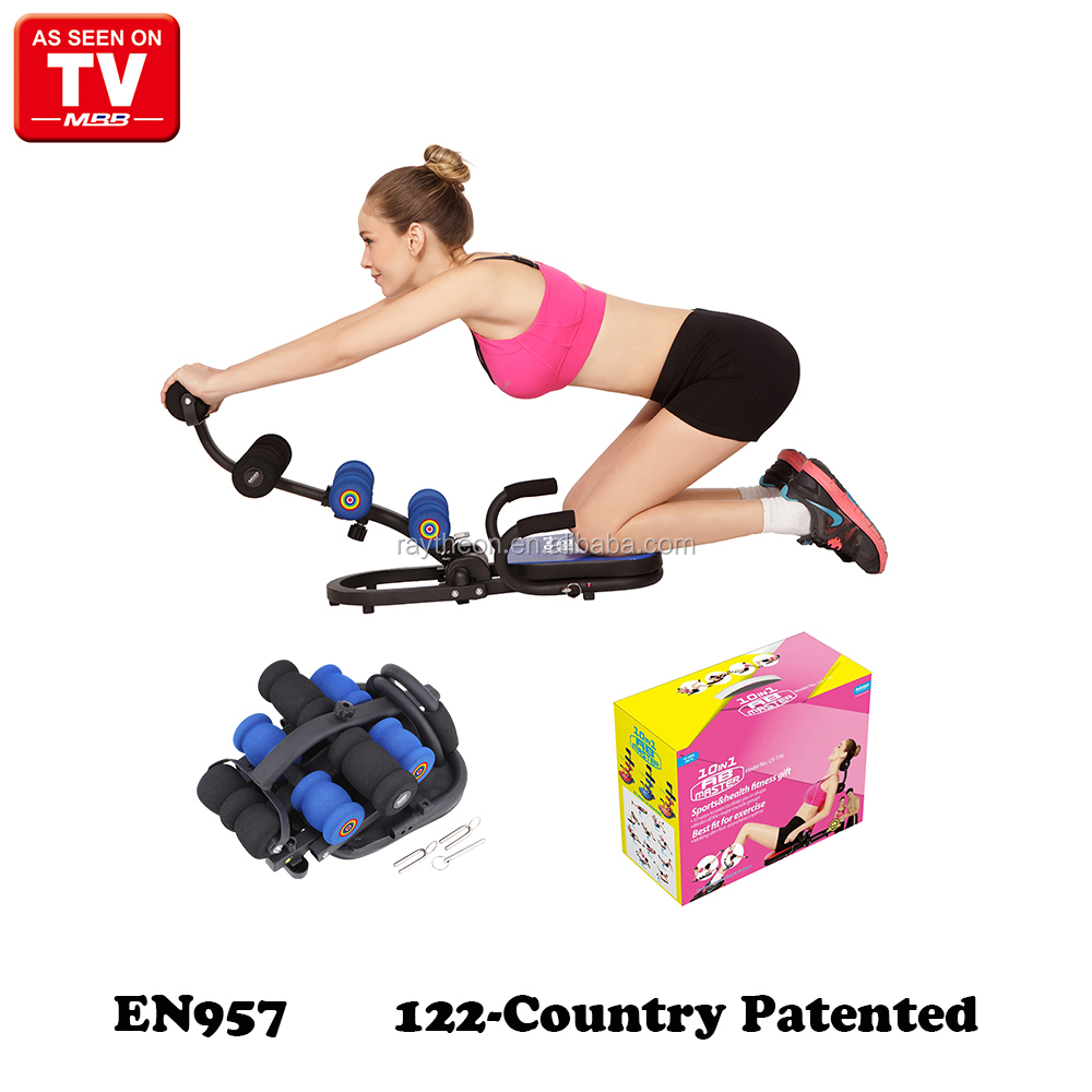 10 IN 1 AB Master Total core ab exerciser as seen on tv