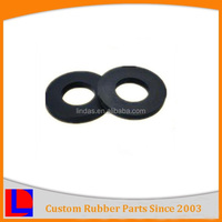 Made in china custom with good quality hot sale low price rubber flat washer