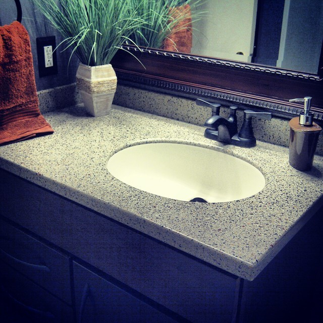 Corian Bathroom Sinks And Countertops: Kkr Solid Surface Manufacturer/ One Piece Bathroom Sink