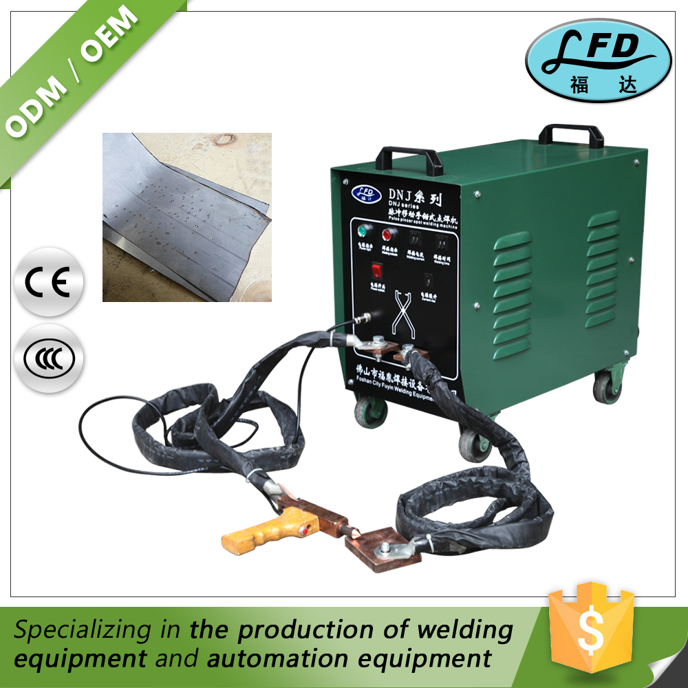 Pulse Move Electric Resistance Welder