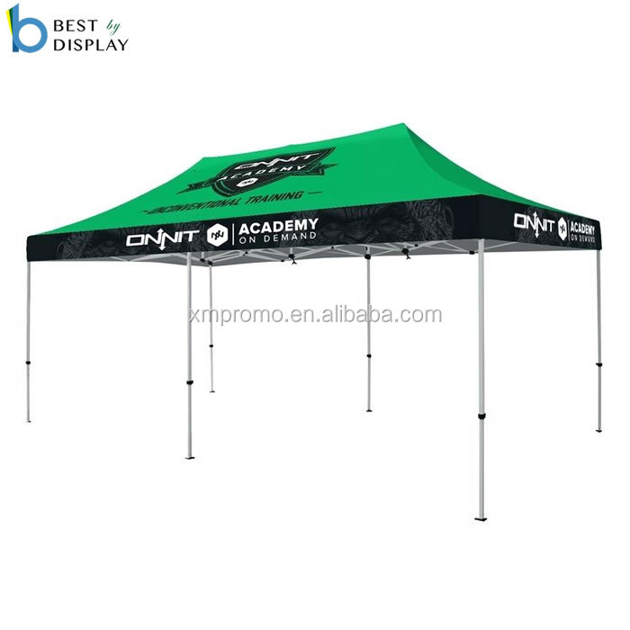 Advertising Outdoor Event Trade Show Pop-Up Tent Mobile Advertising Marquee Tent