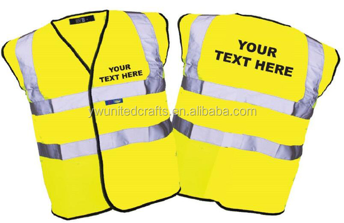 Road Safety Class 2 Green Walking Cheap Reflective Vest
