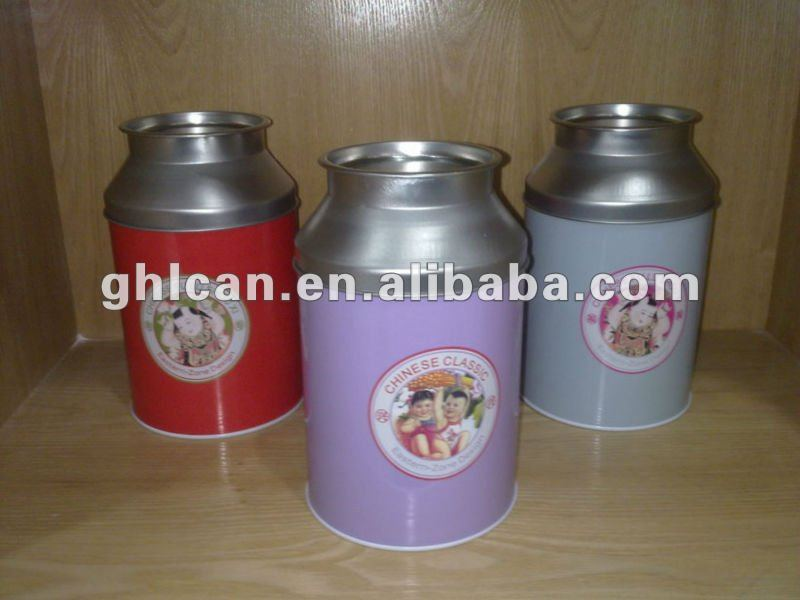 tea canister tins