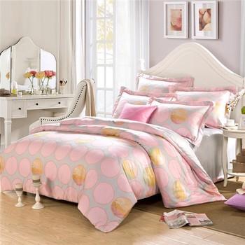 China Textile Home Design Flower Printing Duvet Cover Bed Sheet Bedding Sets For Kids