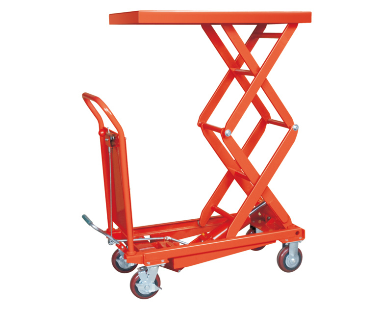 Manual Hydraulic Lift : Hydraulic motorcycle lift table manual scissor