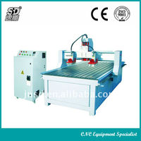 China hobby muilti head two head in one low cost cnc milling machine