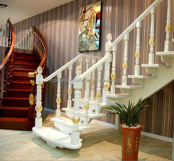Bespoke french wood stairs