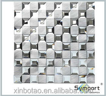Kitchen Backsplash White Glitter 3d Glass Metal Mosaic Tile Buy Kitchen Backsplash White Glitter Glass Metal Mosaic Tile Kitchen Backsplash White