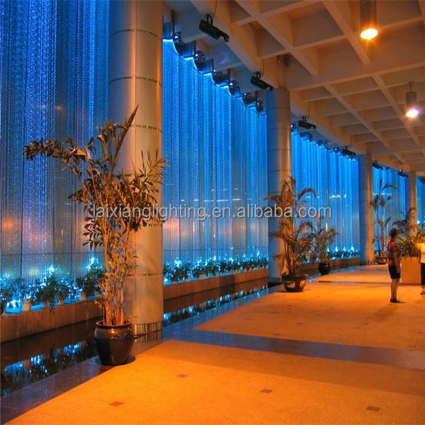 Customizable Curtain Fiber Optic Light For Decoration Or Lighting ...