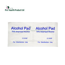 Non-woven Medische <span class=keywords><strong>Alcohol</strong></span> Pad 70% Isopropylalcohol Wattenstaafje