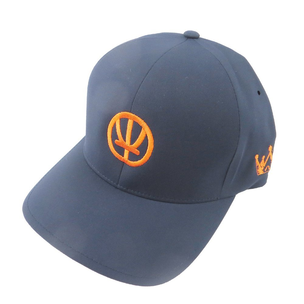 a8df9e2c0cb Get Quotations · Airborn Disc Golf Target Logo FlexFit Performance Disc  Golf Hat