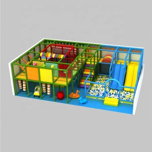China Plastic Indoor Playground Equipment Price Children Preschool Soft Play Toys for School and Park