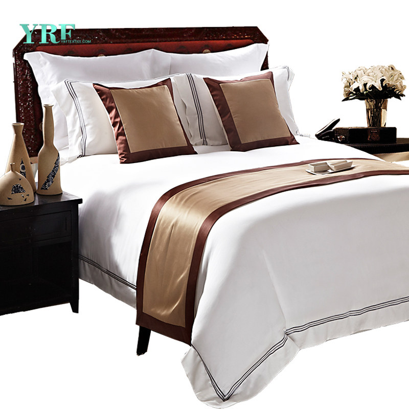Luxury Hotel Duvet Covers Queen Size Bed Sheet Set For Star Hotels