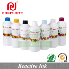 Color stable reactive dye ink for digital textile printing for epson dx5 print head ricoh gen5