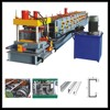 Building and structures light weight purlin machine
